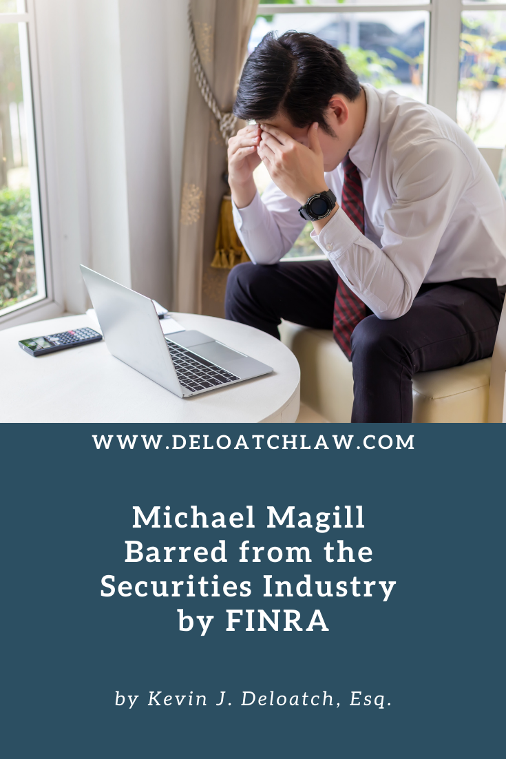 Michael Magill Barred from the Securities Industry by FINRA (1)